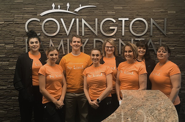 Covington Family Dental Giving Back
